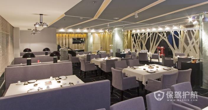 现代酒店餐厅设计