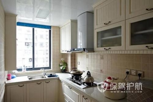 小戶型廚房裝修效果圖片 廚房裝修有什么風水禁忌?