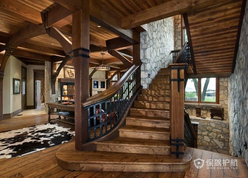 房屋楼梯设计有哪些设计要点? 房屋楼梯设计图