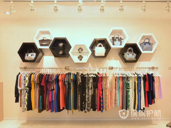 如何簡單裝修服裝店,服裝店簡單裝修方案