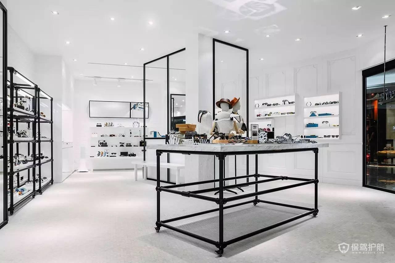 眼镜店展柜多少钱?眼镜店展柜怎么摆放?