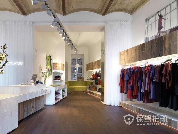 时尚服装店装修选择哪种风格 时尚服装店装修风格选择