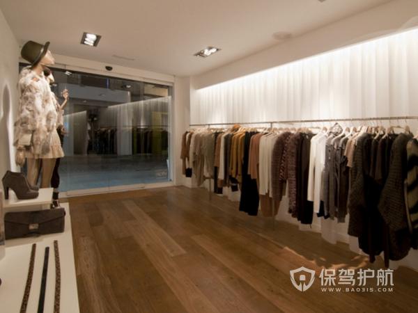 小型服装店装修需注意什么,小型服装店装修细节