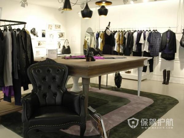 实体服装店装修需要哪些费用 实体服装店装修费用清单