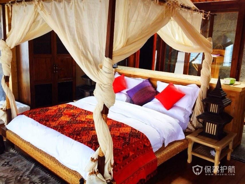 中式创意民宿装修效果图
