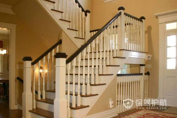 楼梯装修效果图-保驾护航装修网