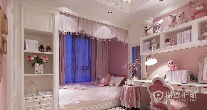孩子的卧室怎么设计?儿童房卧室装修效果图