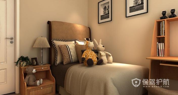 小空间儿童卧室装饰技巧,小空间儿童房卧室装饰图片