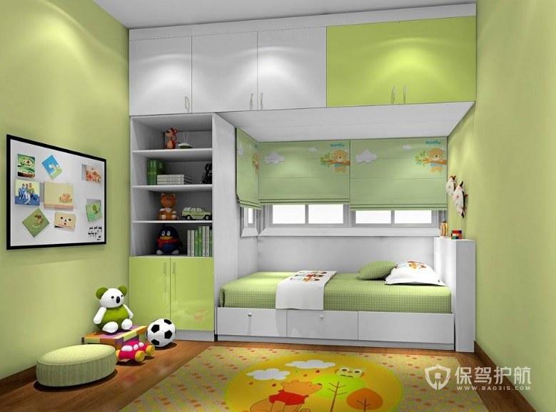 10平儿童房怎么装修好? 10平儿童房装修效果图