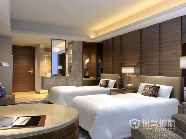 经济酒店如何进行装修,经济酒店装修流程