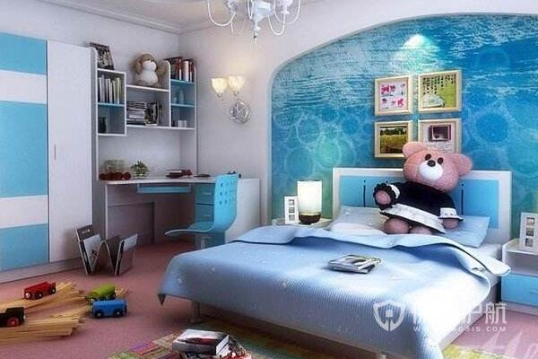 兒童房床頭朝向風水,兒童房床頭擺放圖片