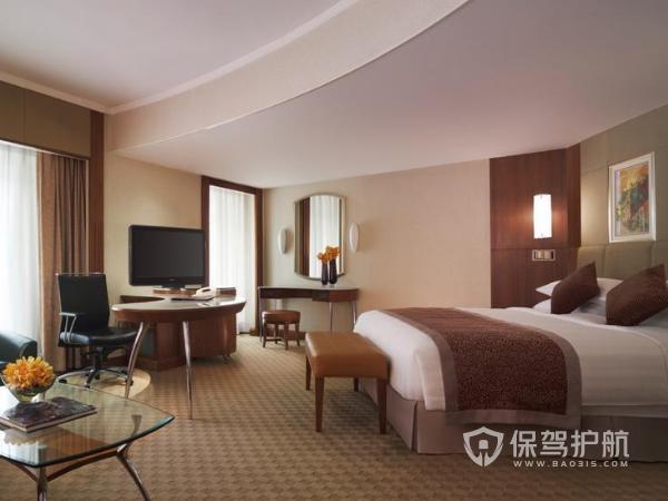 经济酒店装修设计效果图片 经济酒店装修设计方法