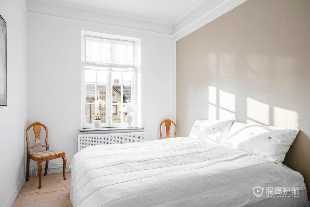 小户型北欧风卧室装修效果图