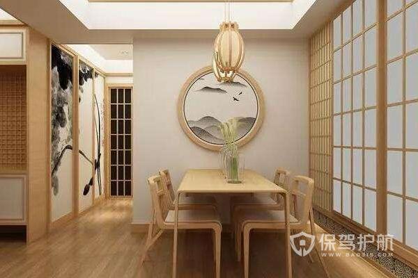 日式家居设计图-保驾护航装修网