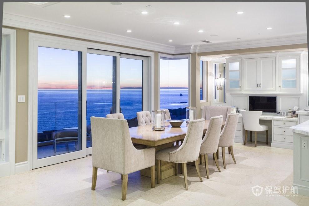 房屋落地窗安装效果图-保驾护航装修网