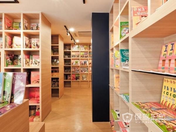 小型文具店货架如何设计?小型文具店货架设计要点