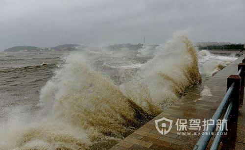 利奇马青岛登陆 台风已致浙江32人死亡