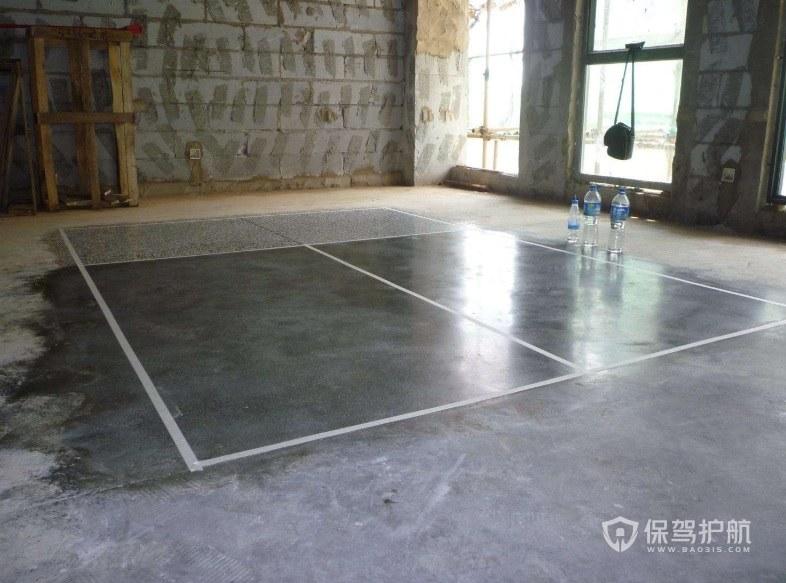 水泥地面防起灰有什么办法? 水泥地面为什么会起灰?