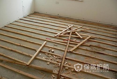 实木地板打龙骨价格多少钱一平方?楼梯木龙骨怎么打?