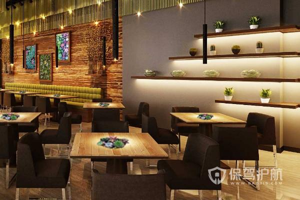 30平米咖啡馆如何设计?30平米咖啡馆装修案例