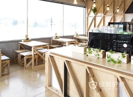 雙層咖啡廳如何裝修設計,雙層咖啡廳裝修設計攻略