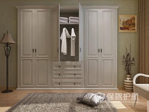 定制衣柜怎么算面积?衣柜保养方法有哪些?
