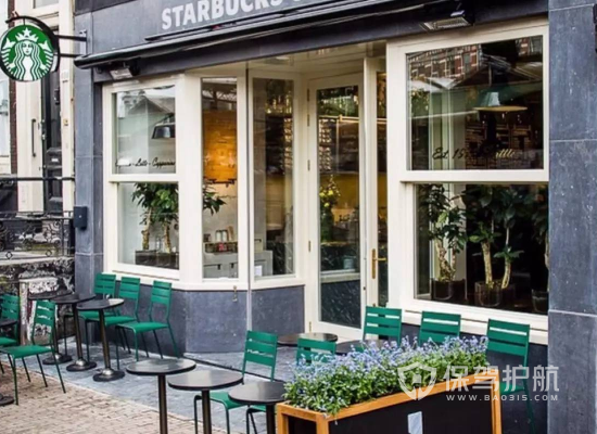 咖啡店門頭如何設計?咖啡店門頭設計要點