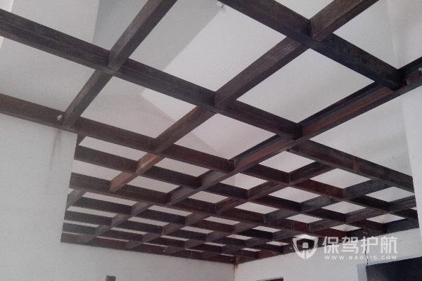地下室钢结构搭建效果-保驾护航装修网