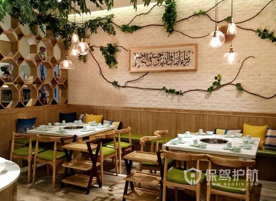 如何简单装修小餐馆?小餐厅简单装修方案