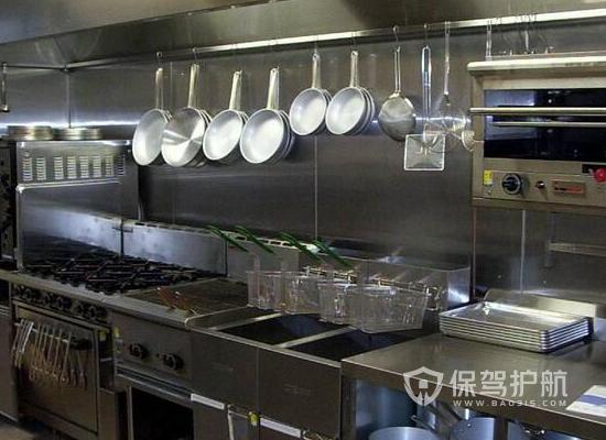 餐馆厨房如何设计,餐馆厨房设计要点