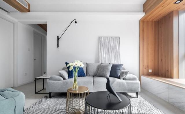 她家出租房裝修花了30w,全屋簡約大氣,這樣的出租房你會租嗎?