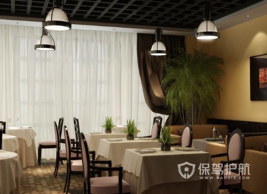 西式餐厅如何设计,西式餐厅设计流程