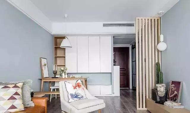 90平三居室,陽臺飄窗收納功能爆表,驚艷又實用!