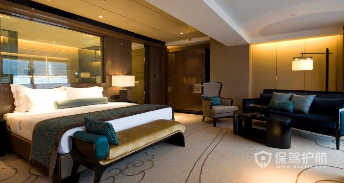 酒店地面为什么用地毯-保驾护航装修网