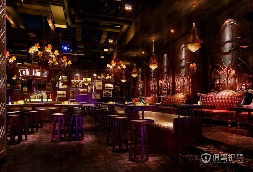 酒吧隔音裝修三大技巧:酒吧隔音怎么裝修效果好?