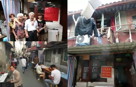 上海最火餛飩店,20㎡要做生意還要住4口人,設計師逆天裝修改造