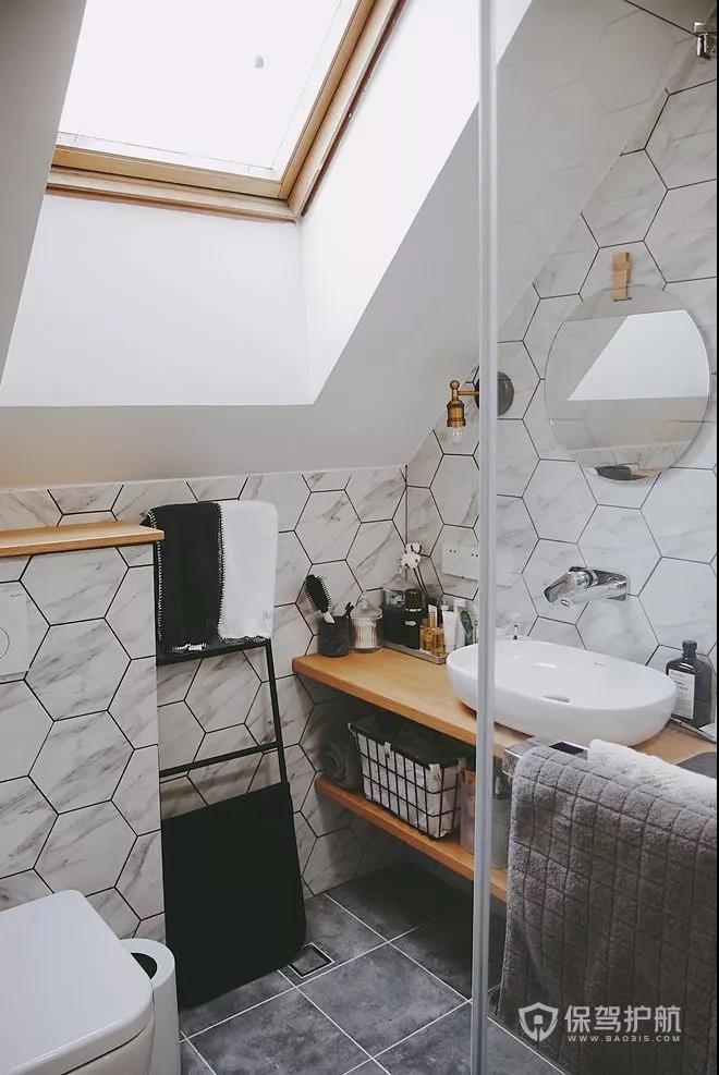 六角砖,让你?#19968;?#28982;一新的家装新宠!客厅、厨房、卫生间装修时都能用!