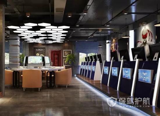 【网吧装修】150平米网吧如何设计好及设计流程