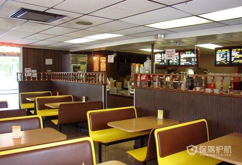 餐饮店墙面适合什么暗杀幕后颜色?餐饮店墙面装饰方式有�e哪些?