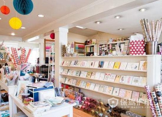 【文具店装修】文具书店装修需注意什么及注意事项