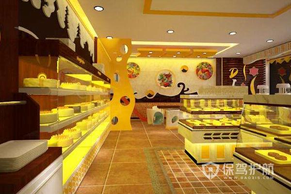 20平米蛋糕店怎么装修?20平米蛋糕店装修效果图