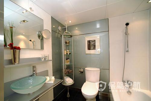 浴室装修注意哪些问题?小浴室怎么装修?