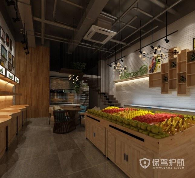 水果店水果怎么摆放才好看? 水果店怎么装修吸引人?