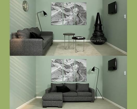 软装搭配设计及室内色彩搭配