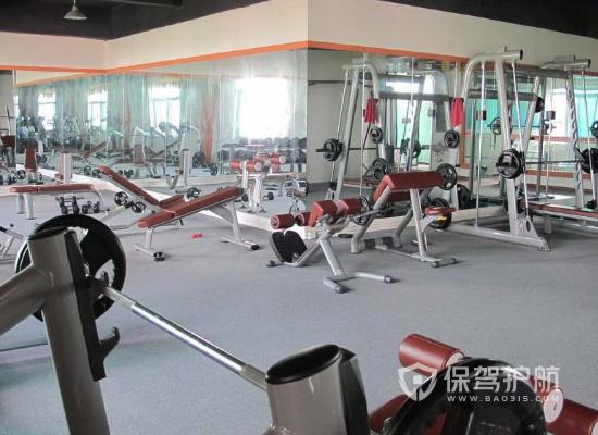 小型健身房怎么进行装修?小型健身房装修流程
