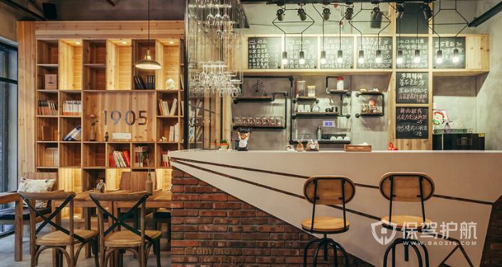 怎么打造文艺咖啡馆-保驾护航装修网