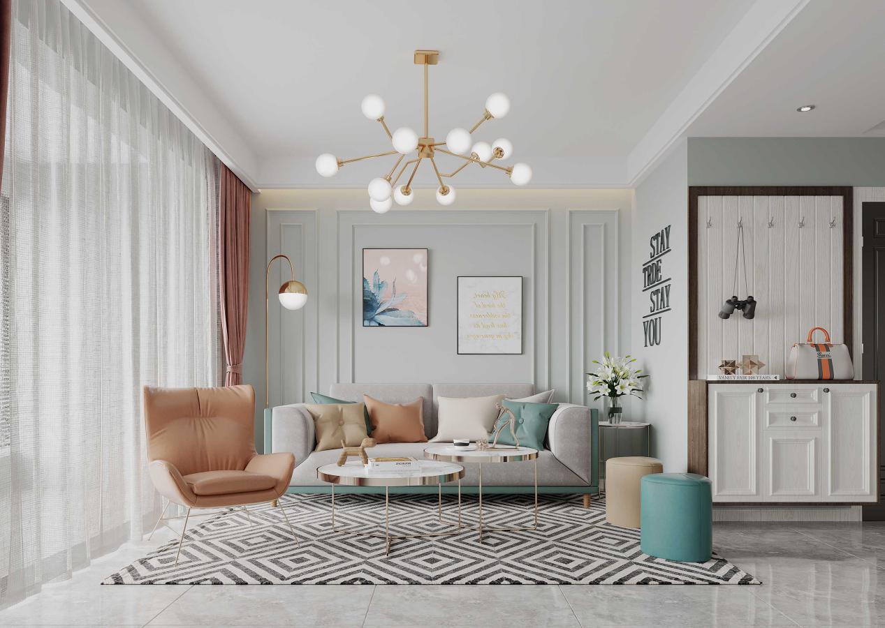 单身公寓拒接繁琐装修,百分之80的人选择了它!