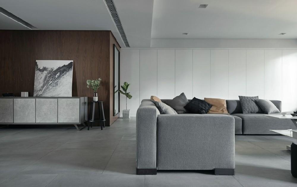 简约风格两居室装修效果图,小资且美好