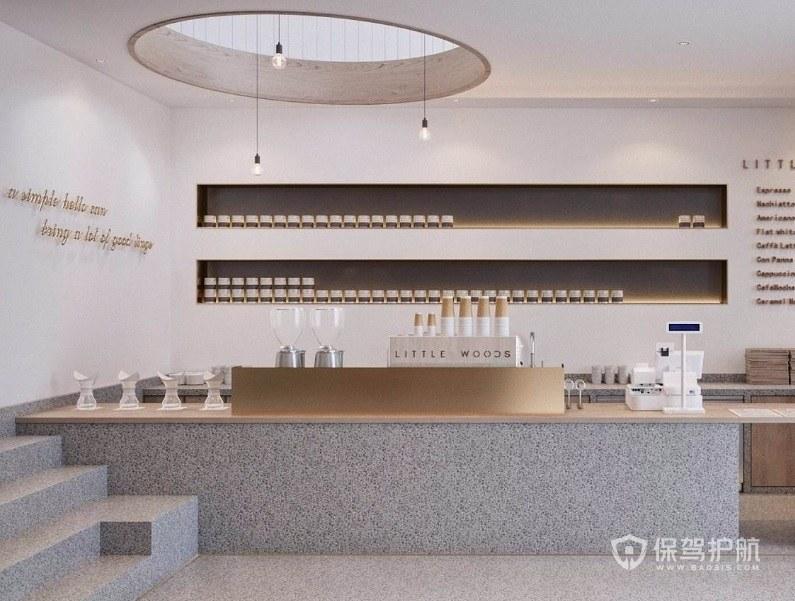 装修公司正规合同下载—咖啡店店面装修