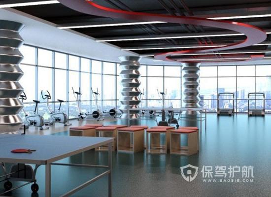 美式健身房如何装修,美式健身房装修步骤